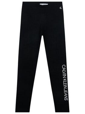 Calvin Klein Jeans Calvin Klein Jeans Leggings Institutional IG0IG00559 Schwarz Slim Fit