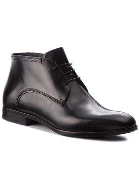 Fabi Šnurovacia obuv FU9120A Čierna