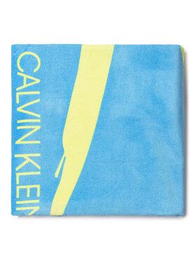 Calvin Klein Calvin Klein Кърпа Towel KK0KK00059 Син