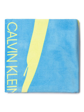 Calvin Klein Calvin Klein Πετσέτα Towel KK0KK00059 Μπλε
