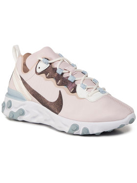 NIKE NIKE Schuhe React Element 55 SE CN3591 600 Rosa