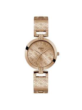 Guess Guess Часовник G Luxe W1228L3 Златист
