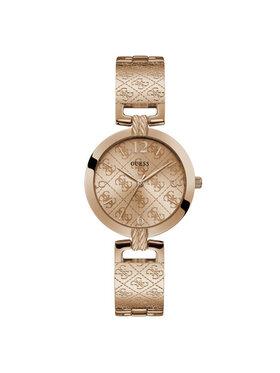 Guess Guess Laikrodis G Luxe W1228L3 Auksinė