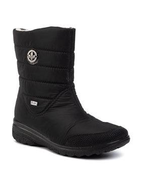 Rieker Rieker Sniego batai Z7082-00A Juoda