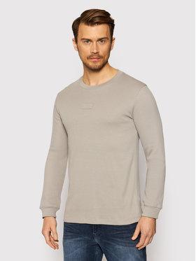 Calvin Klein Jeans Calvin Klein Jeans Majica dugih rukava J30J317091 Bež Regular Fit