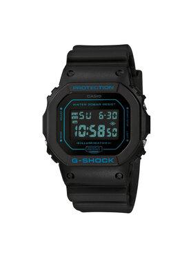 G-Shock G-Shock Hodinky DW-5600BBM-1ER Černá