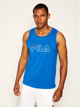 Fila Fila Tank top marškinėliai Pawel 687138 Mėlyna Regular Fit