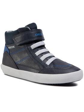 Geox Geox Sneakersy J Gisli B. A J045CA 0MEBU C4226 S Tmavomodrá