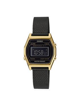 Casio Casio Uhr Vintage LA690WEMB-1BEF Schwarz