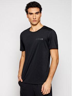 Calvin Klein Performance Calvin Klein Performance T-Shirt 00GMF0K179 Czarny Regular Fit
