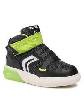 Geox Geox Sneakersy J Grayjay B. C J159YC 014BU C0802 M Čierna