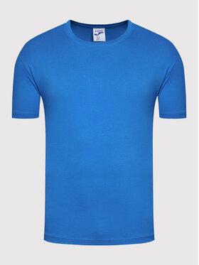 Joma Joma T-Shirt Desert 101739.700 Niebieski Regular Fit