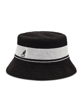 Kangol Kangol Cappello Bermuda Stripe Bucket K3326ST Nero