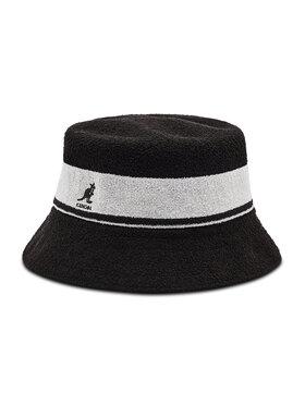 Kangol Kangol Kalap Bermuda Stripe Bucket K3326ST Fekete