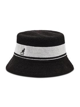 Kangol Kangol Pălărie Bermuda Stripe Bucket K3326ST Negru