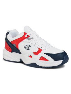 Champion Champion Sneakers Philly S21447-F20-WW001 Bianco