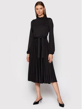 Marella Marella Kleid für den Alltag Sirio 36260317 Schwarz Regular Fit