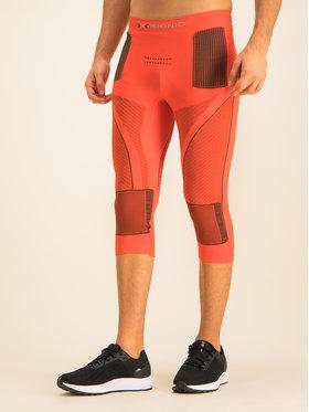 X-Bionic X-Bionic Sous-vêtement thermique bas Energy Accumulator 4.0 EAWP07W19M Orange Slim Fit