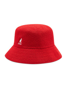 Kangol Kangol Pălărie Bermuda Bucket K3050ST Roșu