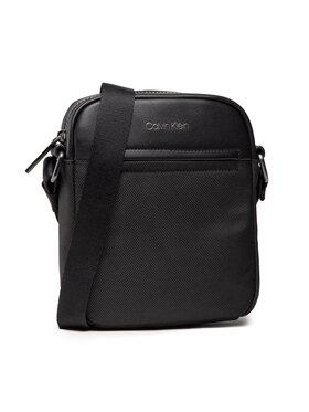 Calvin Klein Calvin Klein Geantă crossover Reporter S K50K506975 Negru