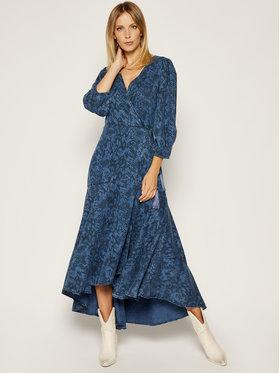 Guess Guess Džinsinė suknelė Candice W02K50 D4081 Tamsiai mėlyna Regular Fit