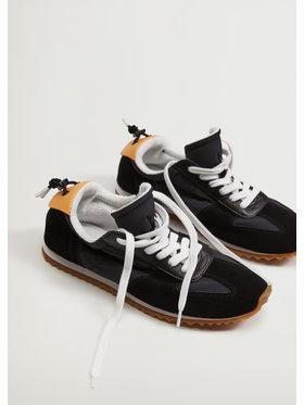 Mango Mango Sportcipő Delti 17020693 Fekete