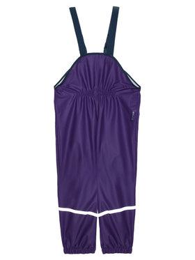 Playshoes Playshoes Панталони за дъжд 405424 M Виолетов Regular Fit