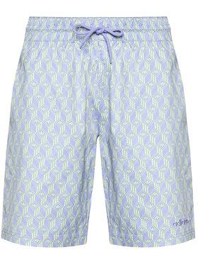 adidas adidas Pantaloni scurți sport Monogram HB1823 Violet Regular Fit