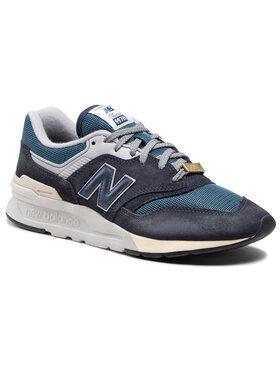 New Balance New Balance Laisvalaikio batai CM997HGC Tamsiai mėlyna