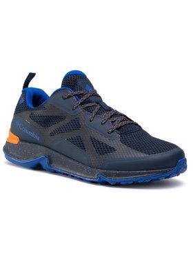 Columbia Columbia Chaussures de trekking Vitesse Outdry BM0077 Bleu marine