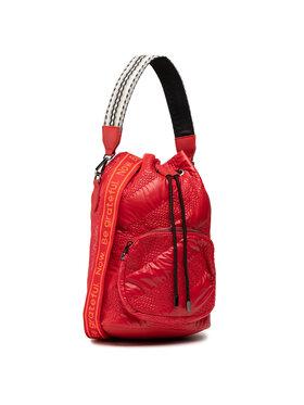 Desigual Desigual Дамска чанта 21SAXA23 Червен