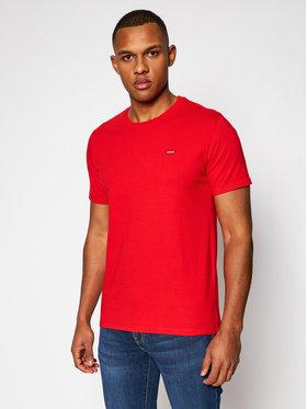 Levi's® Levi's® T-shirt Original Hm 56605-0067 Rosso Standard Fit