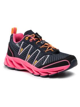 CMP CMP Bakancs Kids Altak Trail Shoe 2.0 30Q9674J Fekete