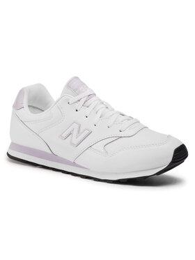 New Balance New Balance Sneakersy WL393EN1 Biały