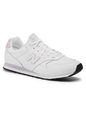 New Balance New Balance Sneakersy WL393EN1 Bílá