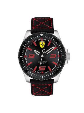 Scuderia Ferrari Scuderia Ferrari Laikrodis Xx Kers 0830483 Juoda