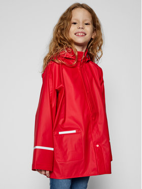 Playshoes Playshoes Giacca impermeabile 408638 D Rosso Regular Fit