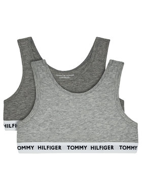 Tommy Hilfiger Tommy Hilfiger Komplektas: 2 sportinės liemenėlės UG0UG00345 Spalvota