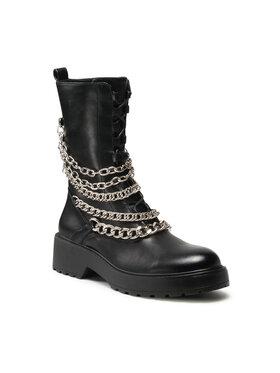 DeeZee DeeZee Outdoorová obuv H190852-8 Čierna