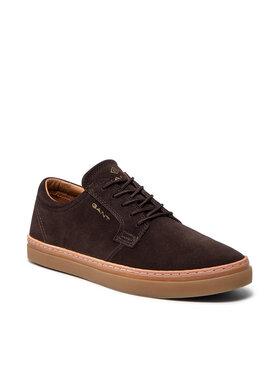 Gant Gant Sneakersy Prepville 23633061 Hnědá