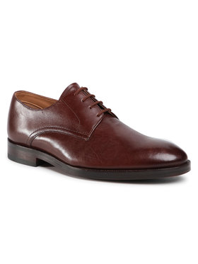 Clarks Clarks Pantofi Oliver Lace 261435827 Maro
