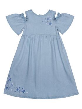 Primigi Primigi Sukienka codzienna 43112501 Niebieski Regular Fit
