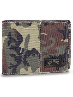 Billabong Billabong Velká pánská peněženka Tides Wallet U5WM08BIF0 Zelená