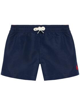 Polo Ralph Lauren Polo Ralph Lauren Σορτς κολύμβησης Traveler Sho 321785582004 Σκούρο μπλε Regular Fit