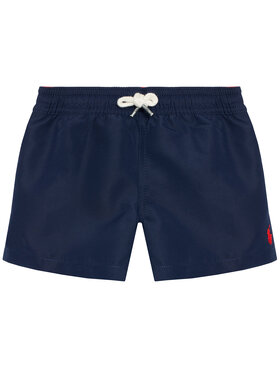 Polo Ralph Lauren Polo Ralph Lauren Szorty kąpielowe Traveler Sho 321785582004 Granatowy Regular Fit