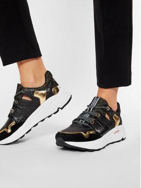 TwinSet TwinSet Sneakersy Running 202TCP072 Čierna