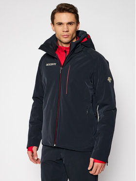Descente Descente Lyžařská bunda Reign DWMQGK07 Černá Tailored Fit