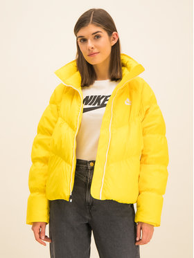 NIKE NIKE Doudoune Down Fill BV2879 Jaune Regular Fit