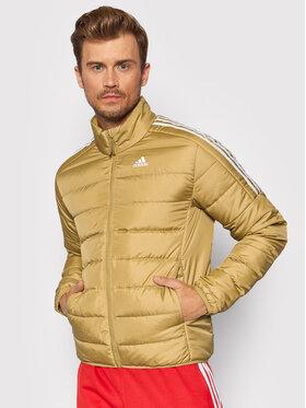 adidas adidas Kurtka puchowa Essentials GT9171 Beżowy Slim Fit