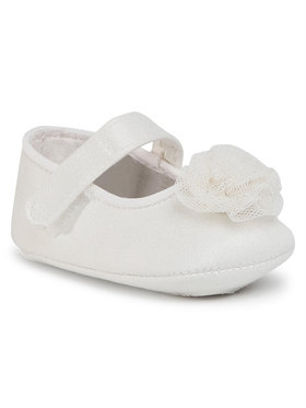Mayoral Mayoral Chaussons 9339 Blanc